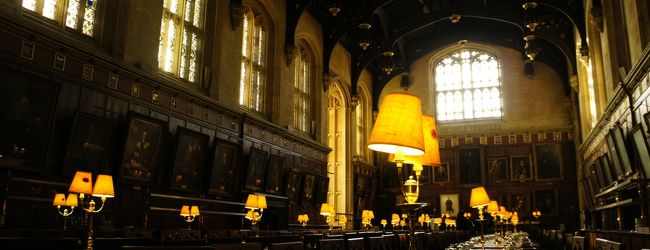 UK旅行記�:オックスフォード