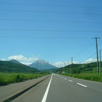 ニセコアンヌプリ、羊蹄山登山と札幌市内観光
