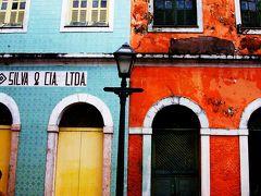 大自然を満喫!ブラジルの旅�ポップカラーあふれる世界遺産の街サンルイス