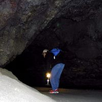 Mount St. Helens -2- 「Ape Cave 洞窟探検」