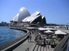 JALで行くシドニー2泊4日�