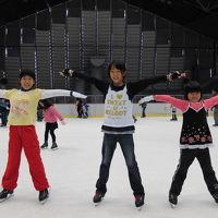 今年も無料スケートを楽しんできました