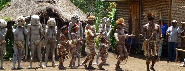 パプアニューギニア3都 �ゴロカ