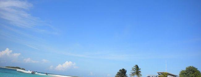 ロスロケス諸島へ
