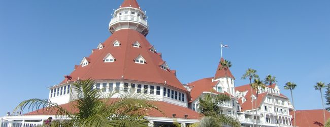 San Diego / Coronado Hotel 3日目