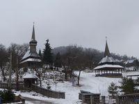 EE5 【ルーマニア】 - マラムレシュ・木造教会