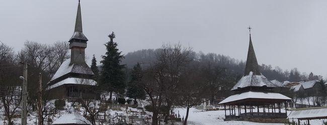 EE5 【ルーマニア】 - マラムレシュ・木造...