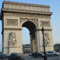 パリ一人旅