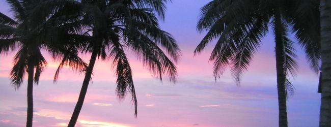 GWマレーシア2012 �プルフンティアン島...