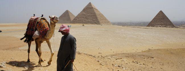 ≪エジプト≫エジプトハイライト ギザ&ル...