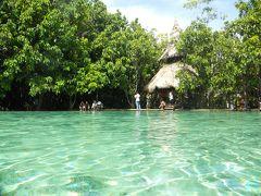 11 ラノーン→クラビ クロントム天然温泉とクリスタルプール、タイガーテンプル / タイ