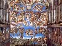 2012.5月 歴史と遺跡の街ローマを歩く...ヴァチカン博物館徹底解剖♪