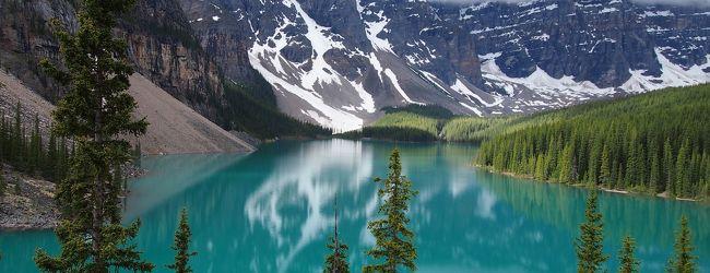 4度目にして初めて、夏のカナダ-7泊9日の...