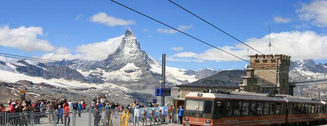 2012 スイス・イタリアの旅〜