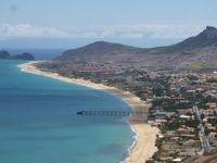 優雅なポルトガル旅・憧れのマデイラ島でバカンス♪ Vol115(第10日目午後) ☆ポルト・サント島:「Pico do Castelo」と「Portela」の展望台からパノラマを楽しむ♪