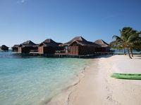 なにもしな〜い休日� アナンタラ ヴェリ リゾート & スパ  (Anantara Veli Resort & Spa) 雨季なのにモルディブ行っても大丈夫なの!? (2012/7 ドバイ・モルディブ�)