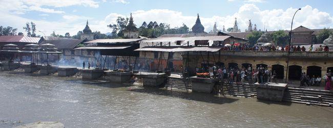 ネパール旅行記5(カトマンズ・パシュパ...