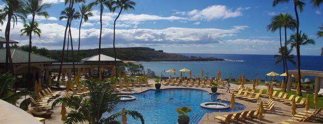 海と山が同時に楽しめる「ラナイ島」は素...