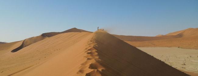 2週間のアフリカ南部周遊旅行*ナミビア