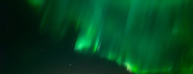 オーロラを求めて3度目のアイスランドと初...