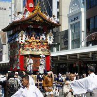 根来寺・粉河寺から高野山経由、祇園祭の京都へ(二日目)〜晴天に恵まれた祇園祭でしたが・・〜