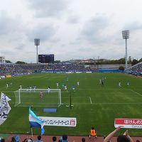 2012 横浜 サッカー観戦と横浜の海辺をブラブラ