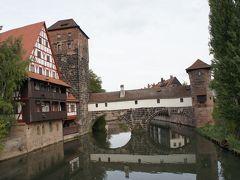 ニュルンベルクの午後と旧市街祭 編 〜 2012バイエルン 街歩きとアートとビールの旅 その06