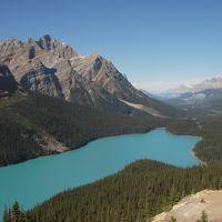 カナダの大自然(カナディアンロッキーとナイアガラ・フォールズ)の一端に触れた 11日間 2009年9月〜10月