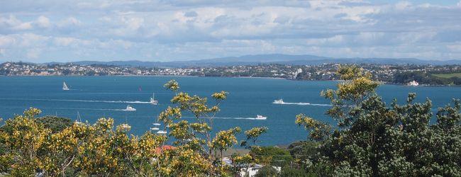 風呂敷で行くニュージーランド