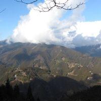 これでほんとに「2012年登り納め」 浅間尾根&払沢の滝