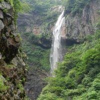 日本の滝百選『惣滝』にやっと行けました!◆中部4県(富山・岐阜・長野・新潟)滝めぐりの旅≪その6≫