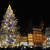 2012-13年末年始1 ストラスブール(Strasbourg - Capitale de Noel/Marches de Noel)の旅 大韓航空利用