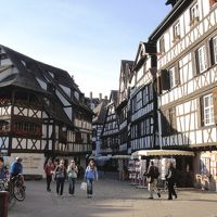 行きあたりばったり、ヨーロッパ周遊一人旅2012 Vol.69 ラストトリップ、ストラスブール