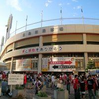 中日ドラゴンズ in 広島市民球場観戦記(2008シーズン広島市民球場ラストゲーム)
