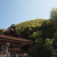 京都・亀岡のパワースポット出雲大神宮へ、そして光秀まつり