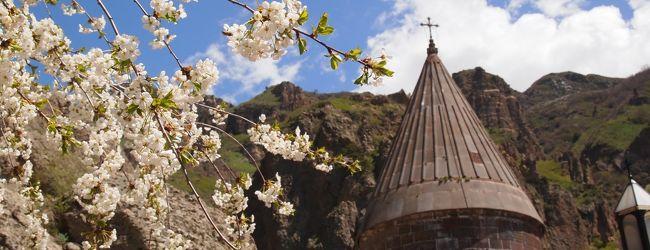 2013GWコーカサス vol.3 アルメニア編