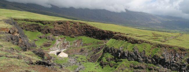 ハレアカラと秘境マナワヌイ峡谷への誘い
