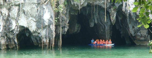 フィリピン(5)サバン・夢の地下河川