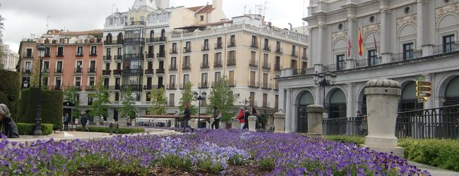 初めてのスペイン周遊ツアー