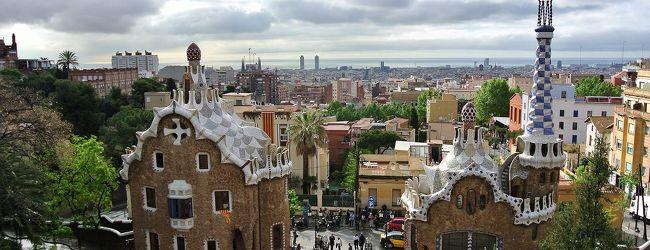 2013 バルセロナを歩こう!〜Day1