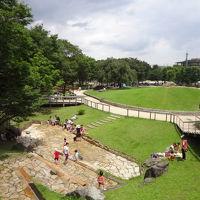 2013/6 赤羽 清水坂公園で水遊び