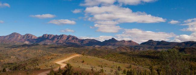南オーストラリアドライブ(1) フリンダ...