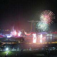 ナショナル・デイ・パレード(NDP)@Singapore