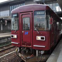 2013年8月長良川鉄道乗りつぶし2