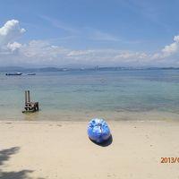 コタキナバルの夏休み〜スパンガール島でダラックス〜