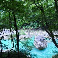 """夏の終わりに""""青""""を求めて、北東北をぐるり1周♪〜 �早起きして出かけた抱返り渓谷の景色を独り占め!"""