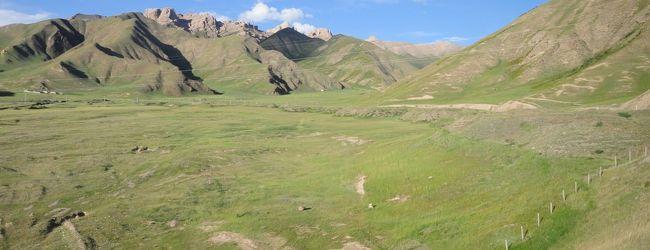 7days in Tibet02★西寧出発!天空を駆ける...