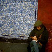 ニューヨーク暮らし...自由で気ままなアンニュイ大人一人時間 Vol.2 風景という横糸が織り成す秋色NY