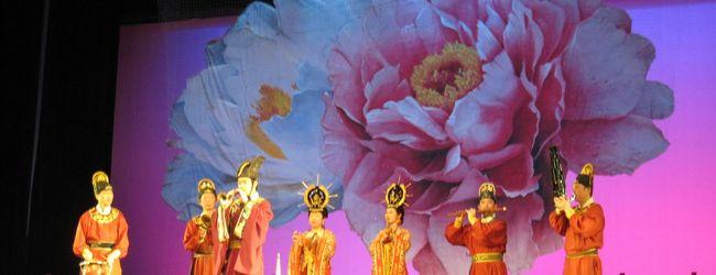 2011暮、中国旅行記21(22)西安、唐歌舞シ...