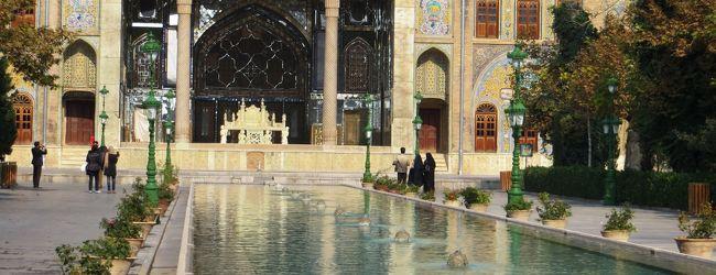 2012秋、イラン旅行記(2)ドバイ国際空港か...